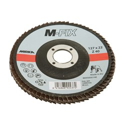 Lamellrondell M-FIX 127x22mm ZIR 80