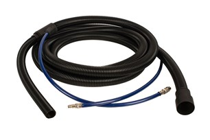 Hose 27mm x 5,5m with Integrated Pneumatics