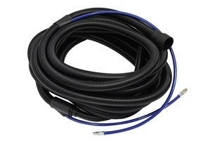Hose 27mm x 15m with Integrated Pneumatics