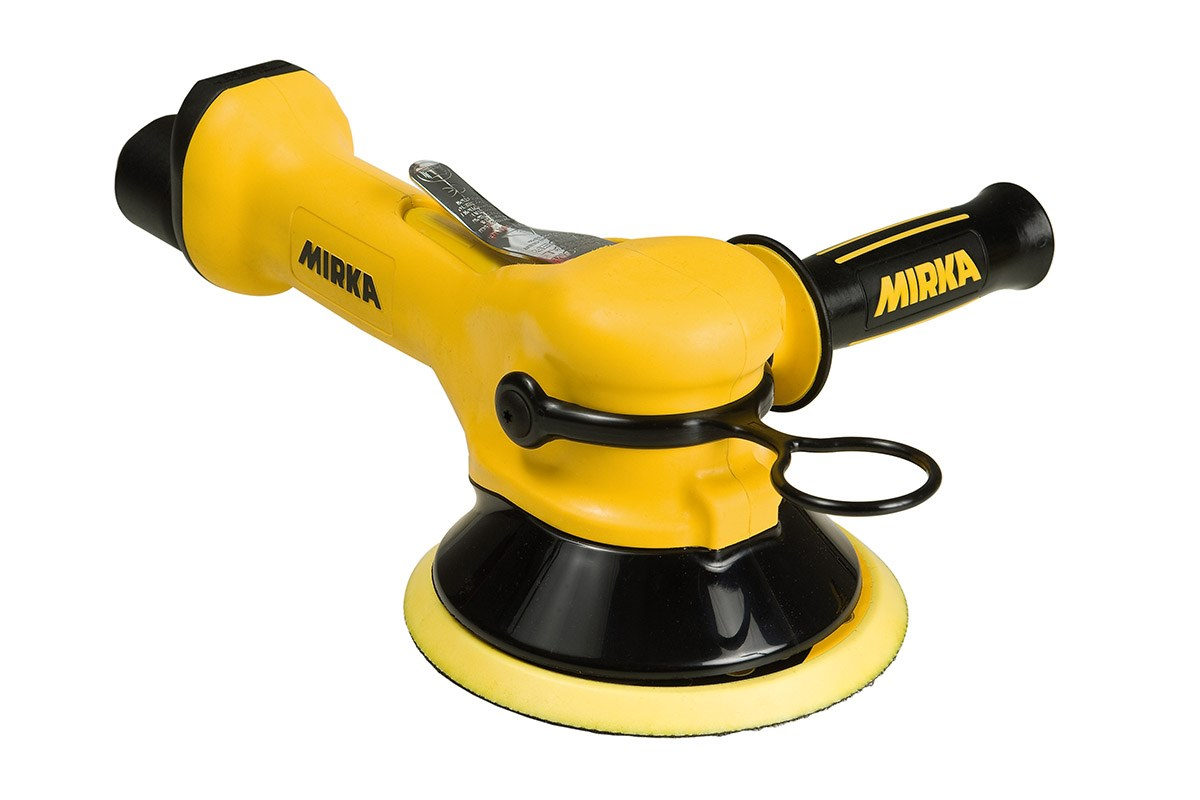 Mirka ROS2 650CV 150mm Central Vacuum Orbit 5,0 thumbnail