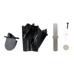 Flap-lever kit for DE 1230 PC
