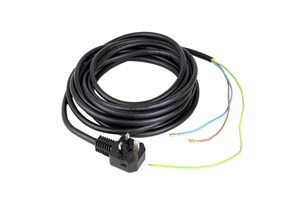 Power Cord (GB) for DE 1230, 230V