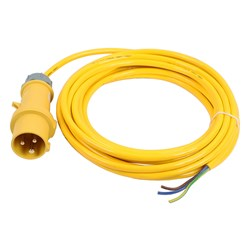 Power Cord (GB) for DE 1230, 110V