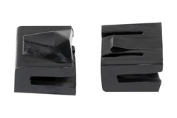 Hatch Door Hinge Snap for DE 1230, 2/Pack