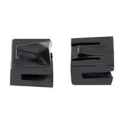 Hatch Door Hinge Snap for DE 1230/1242, 2/Pack