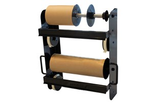 Masking Paper Rack for Solution Trolley