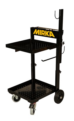 Dust Extractor Trolley, 1/Pkg