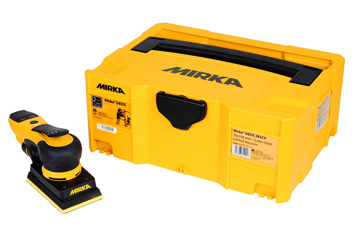 Mirka DEOS 353CV 81x133mm CV 3,0 Hub Case