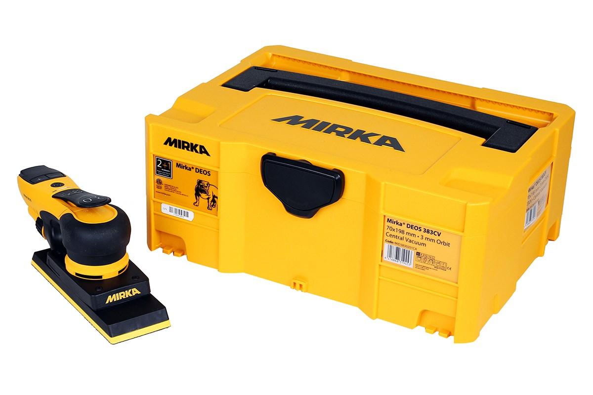 Mirka DEOS 383CV 70x198mm CV 3,0 Hub Case