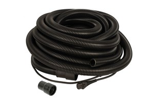 Hose 27mm x 10m with Integrated Cable CE 230V AN