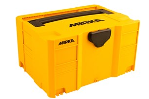Mirka Case 400x300x210mm Yellow