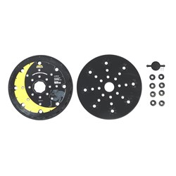 Mirka LEROS screw pad conversion kit