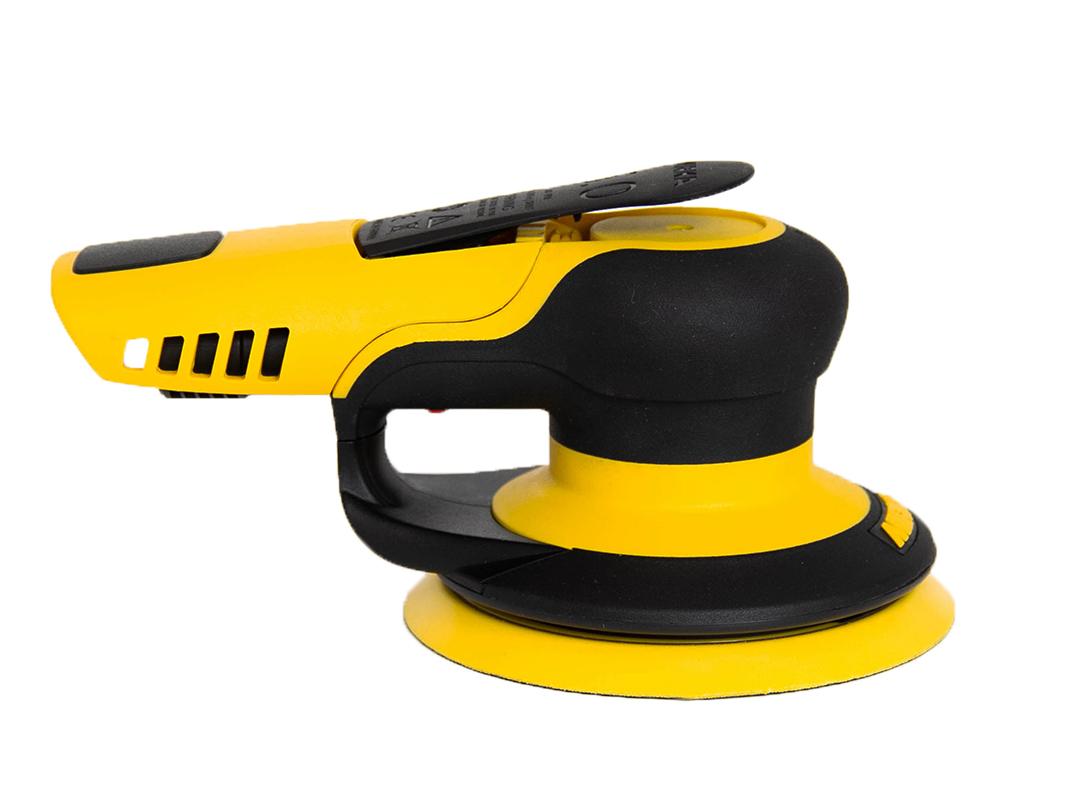 Mirka Abranet 70 x 198 mm Premium main jaune Ponçage Bloc 4 en 1 Kit