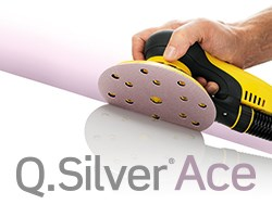 Ceramic Sanding Power with Q.Silver<sup>®</sup> Ace